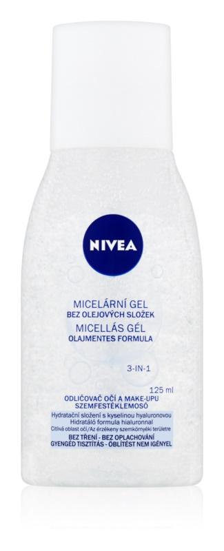 Nivea Face micelární odličovací gel s kyselinou hyaluronovou