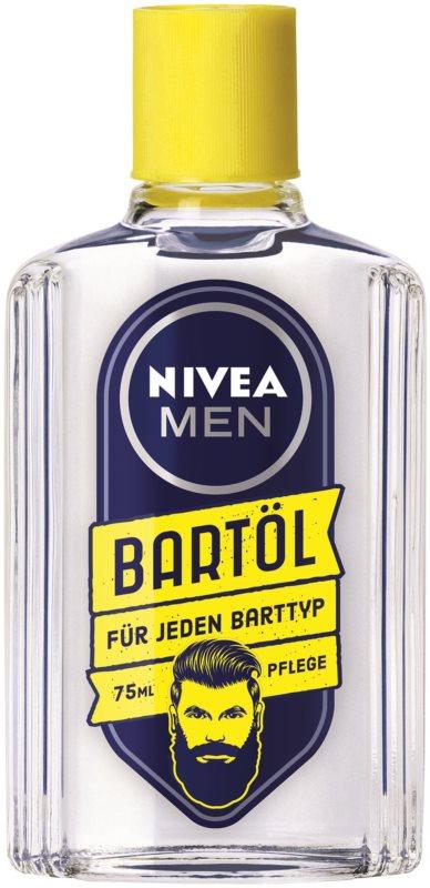 Nivea Men óleo de cuidado para a barba