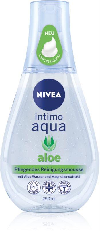 Nivea Intimo Aloe Moisturising Foam for Intimate Hygiene