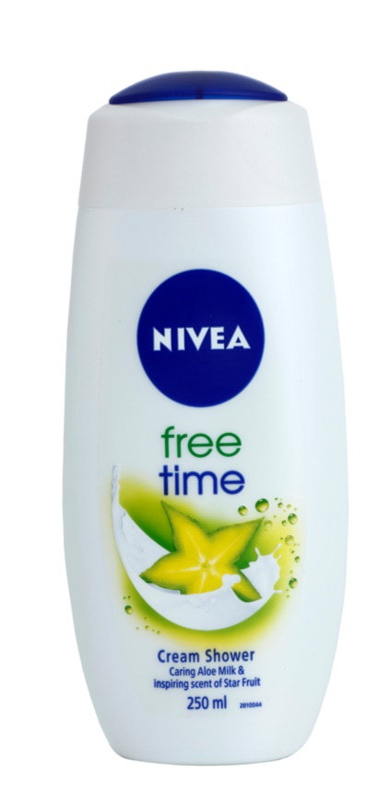 Nivea Care & Starfruit Shower Cream