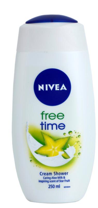 Nivea Care & Starfruit sprchový krém