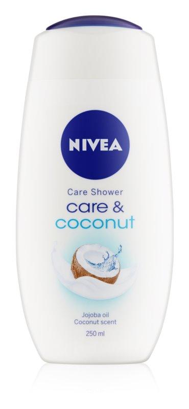 Nivea Care & Coconut gel de ducha en crema