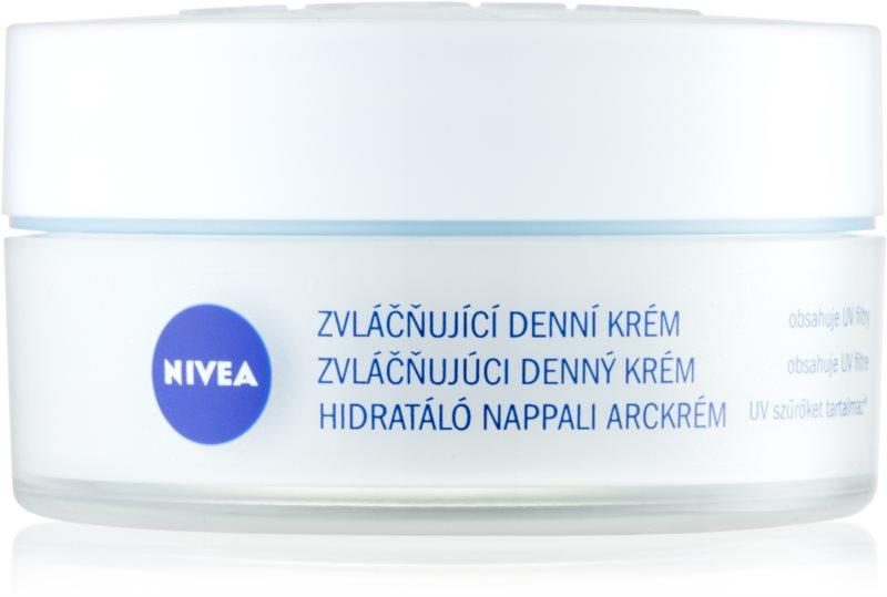 Nivea Aqua Effect zvláčňujúci denný krém pre normálnu až zmiešanú pleť