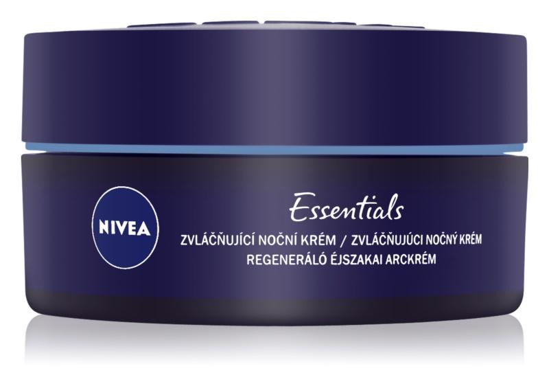 Nivea Aqua Effect crema regeneradora de noche para pieles normales y mixtas