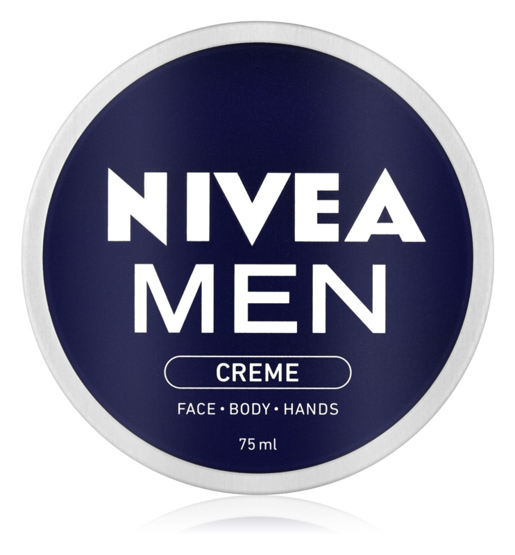 Nivea Men Original Universal Cream For Face, Hands And Body