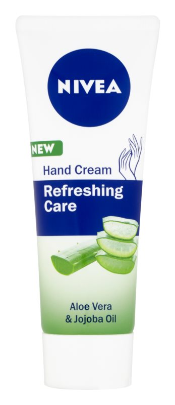 Nivea Soothing Care krém na ruky
