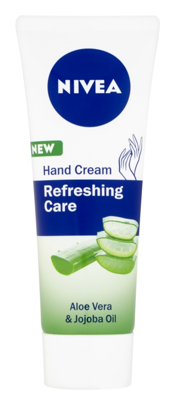 Nivea Soothing Care крем для рук
