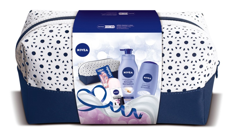 Nivea Creme Smooth Kosmetik-Set  IV.