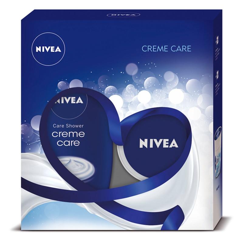 Nivea Creme Care καλλυντικό σετ III.