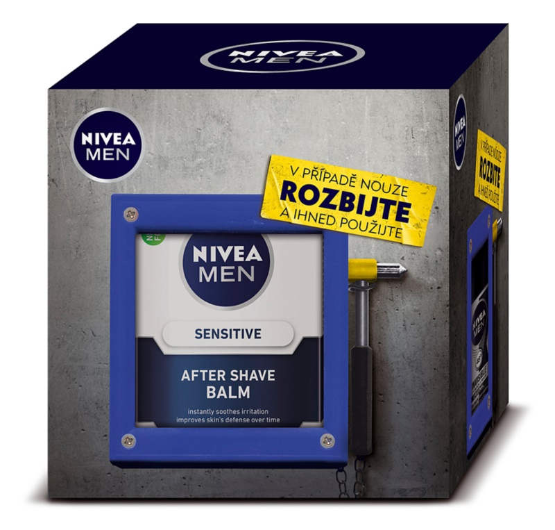 Nivea Men Active Clean coffret cosmétique III.