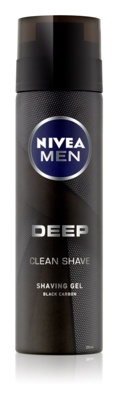 Nivea Men Deep gel na holení