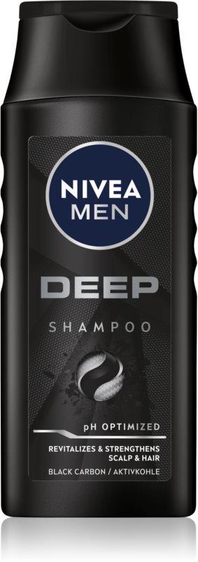 Nivea Men Deep šampón pre mužov