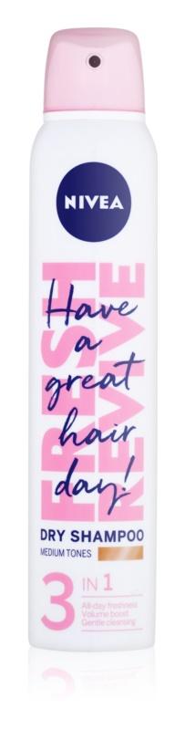 Nivea Fresh Revive osviežujúci suchý šampón pre objem