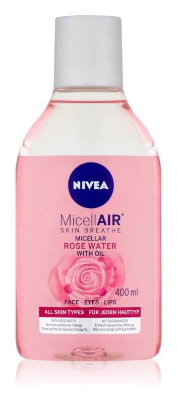 Nivea MicellAir  Rose Water Two-Phase Micellar Water