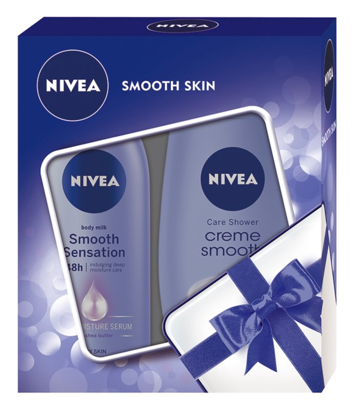 Nivea Smooth Sensation set cosmetice I.