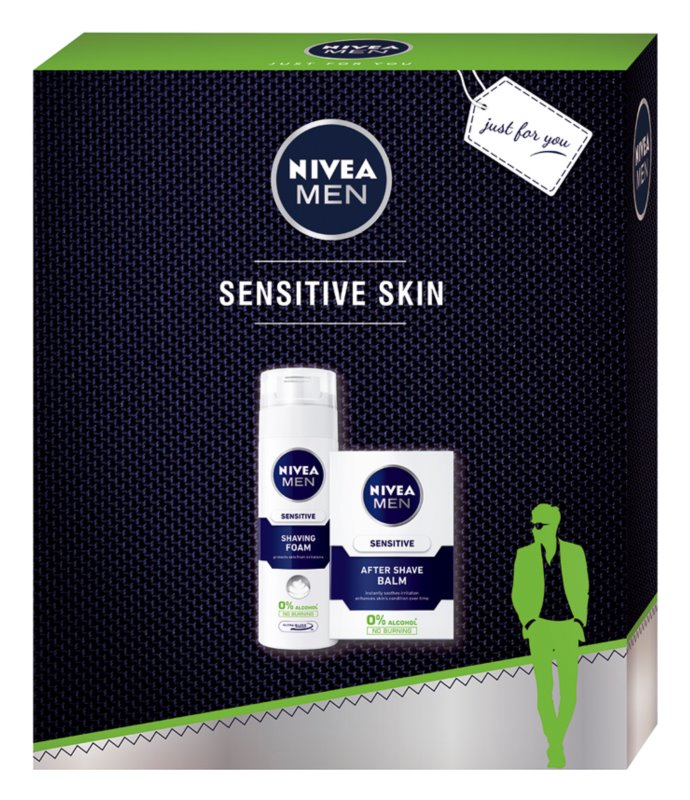 Nivea Men Sensitive kozmetični set II.