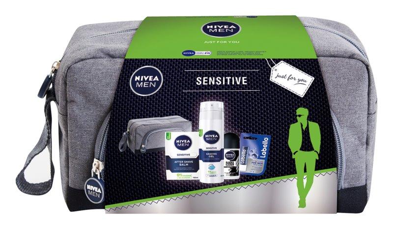 Nivea Men Sensitive coffret cosmétique IV.