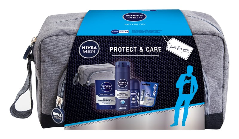 Nivea Men Protect & Care coffret cosmétique II.