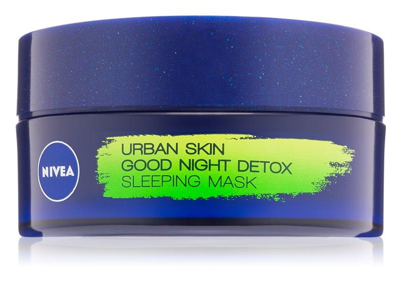 Nivea Urban Skin maska za spanje z regeneracijskim učinkom