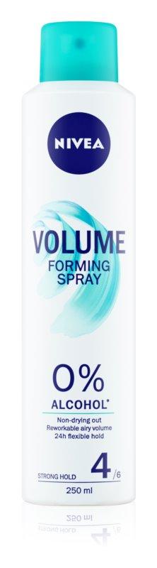 Nivea Forming Spray Volume spray para dar definición al peinado para cabello
