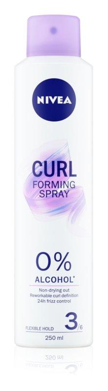 Nivea Forming Spray Curl stiling pršilo za definicijo valov