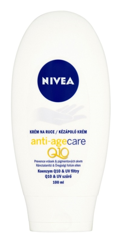 Nivea Q10 Anti-Age Care crema de maini