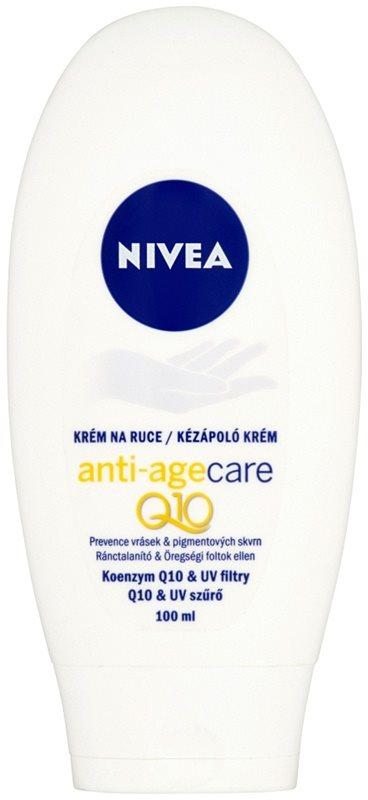 Nivea Q10 Anti-Age Care krém na ruce