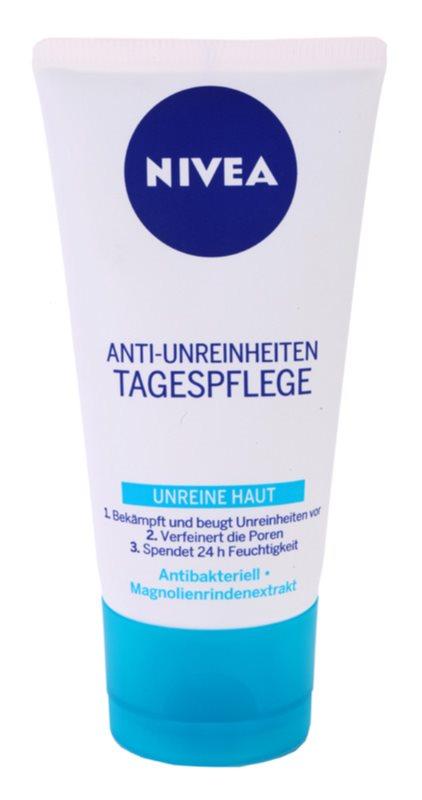 Nivea Anti-Blemish crema hidratante ligera  contra las imperfecciones de la piel