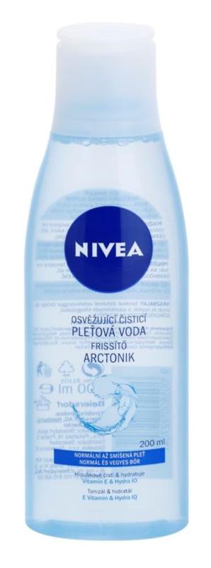 Nivea Aqua Effect agua limpiadora para pieles normales y mixtas