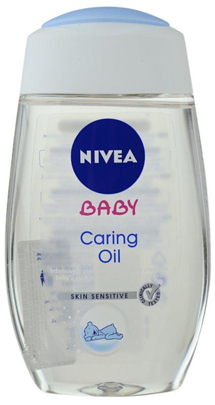 Nivea Baby ošetrujúci olej