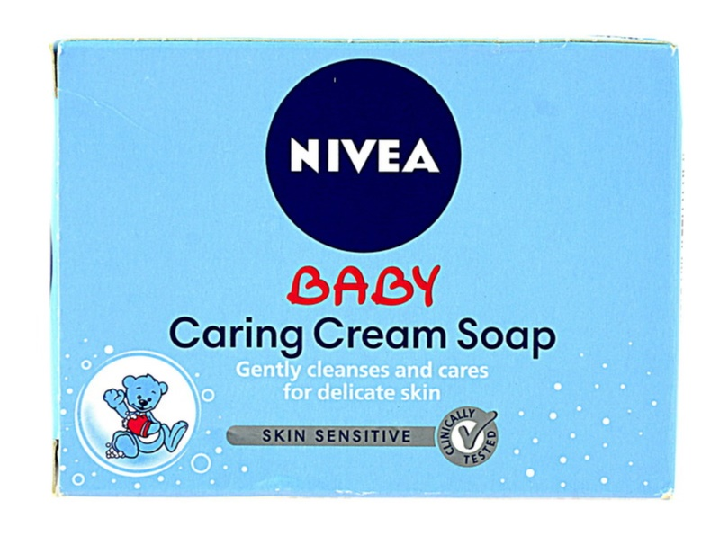 Nivea Baby krémové mydlo