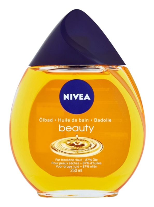 Nivea Beauty Oil aceite de baño