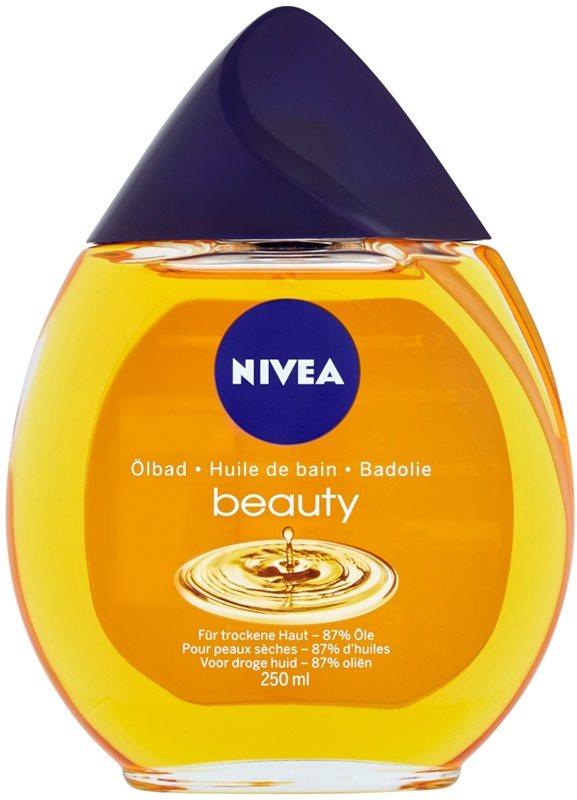 Nivea Beauty Oil olej do koupele