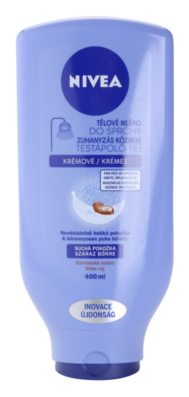 Nivea Body Shower Milk Body Shower Milk For Dry Skin