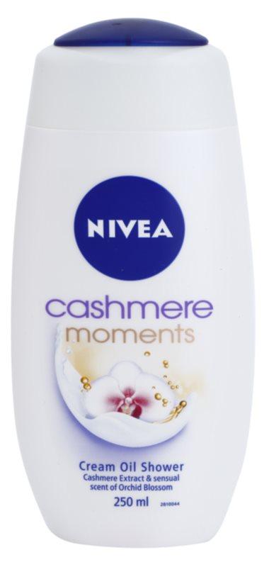 Nivea Cashmere Moments creme de duche