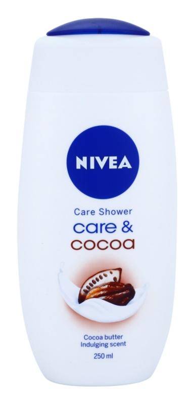 Nivea Care & Cocoa kremasti gel za prhanje
