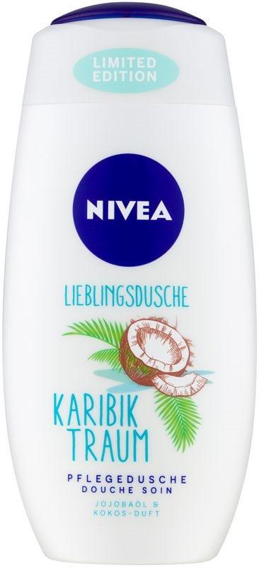 Nivea Care & Coconut gel de ducha