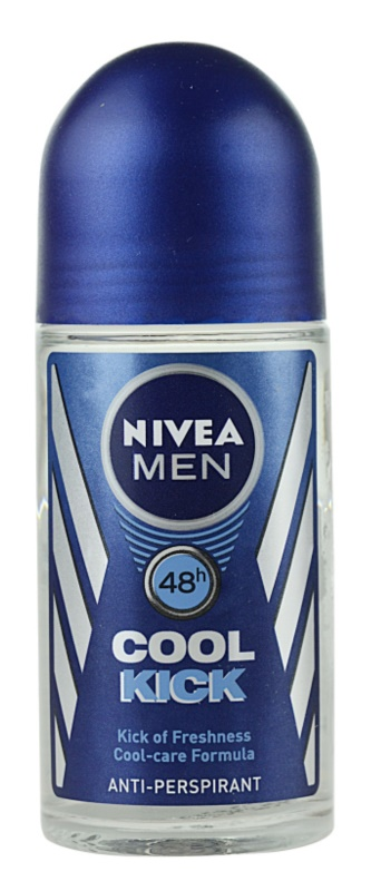 Nivea Men Cool Kick Antiperspirant Roll-On For Men