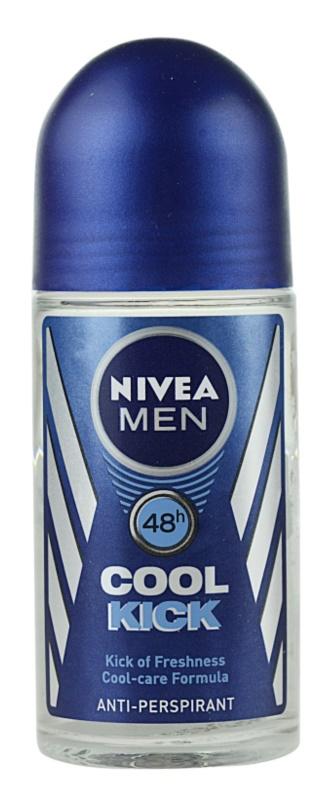 Nivea Men Cool Kick antiperspirant roll-on za moške