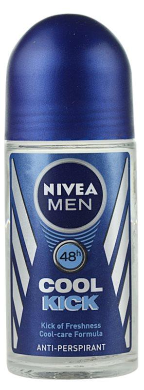 Nivea Men Cool Kick Antitranspirant-Deoroller für Herren