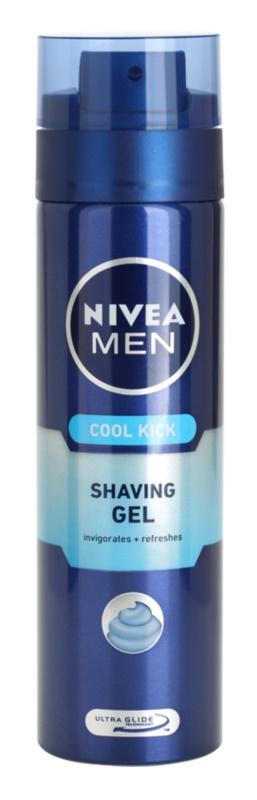Nivea Men Cool Kick gel za britje