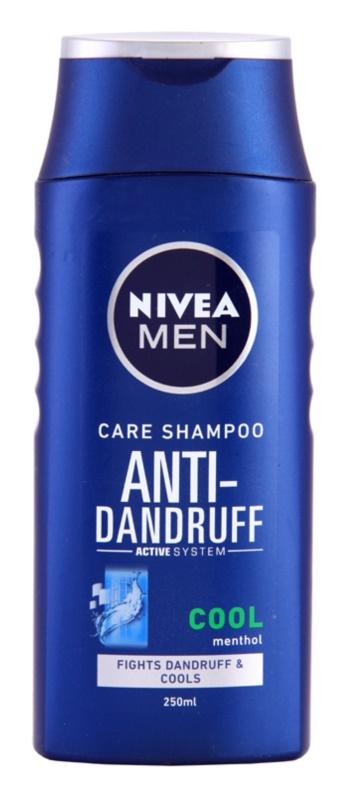 Nivea Men Cool šampon proti prhljaju za srbečo in razdraženo kožo