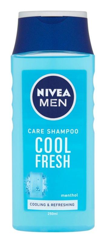 Nivea Men Cool šampón pre normálne až mastné vlasy