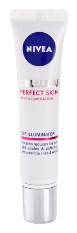 Nivea Cellular Perfect Skin rozjasňující oční krém