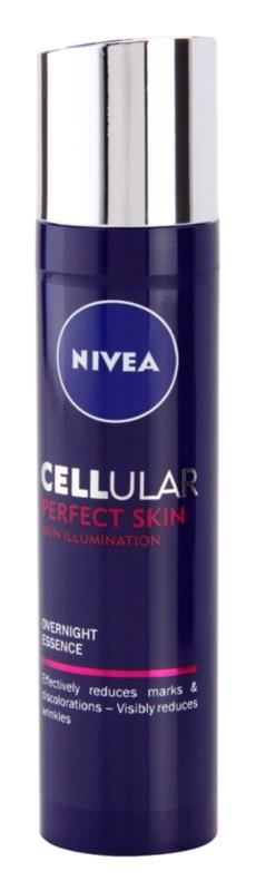 Nivea Cellular Perfect Skin intenzivní noční péče