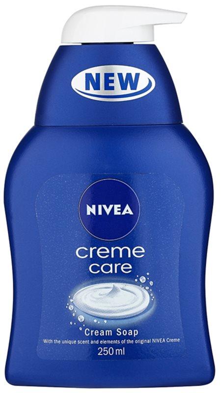 Nivea Creme Care krémové tekuté mydlo na ruky