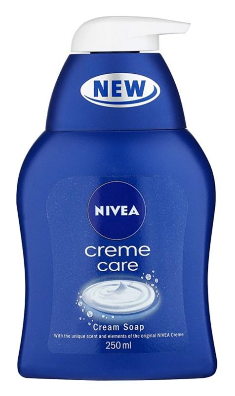 Nivea Creme Care кремове рідке мило для рук