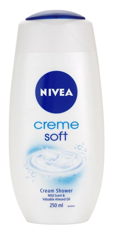 Nivea Creme Soft Duschcreme