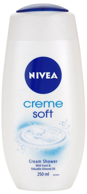 Nivea Creme Soft gel-crema de dus