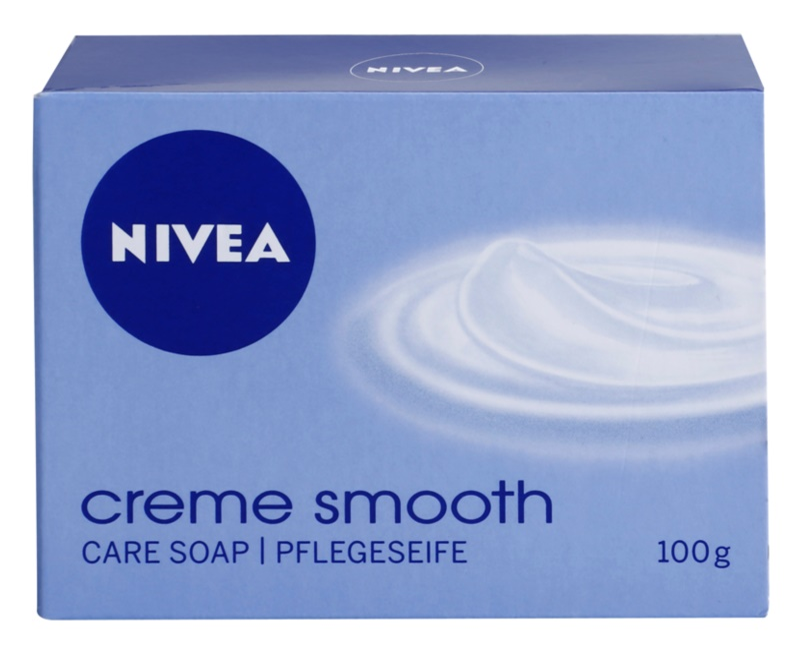 Nivea Creme Smooth jabón sólido